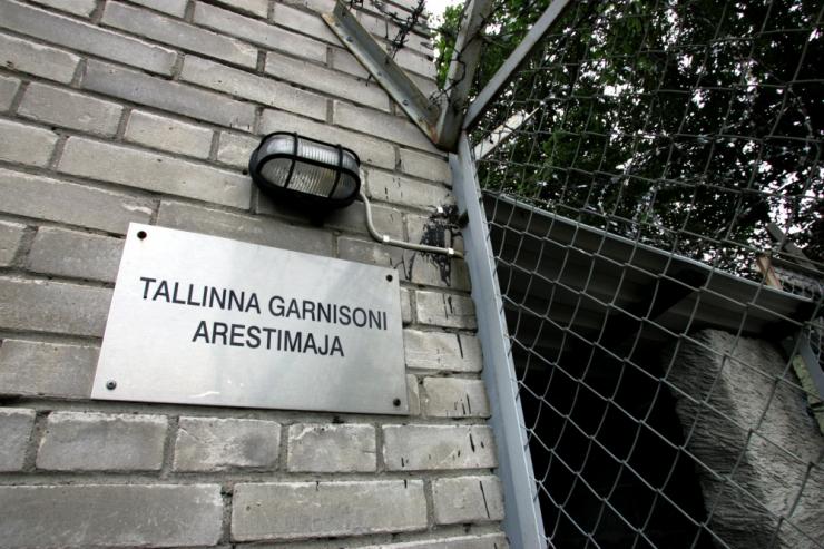 Tallinna arestimajas võttis endalt elu 59-aastane mees