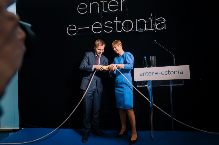 Uus e-Eesti Esitluskeskus viib Eesti digiedulood maailma