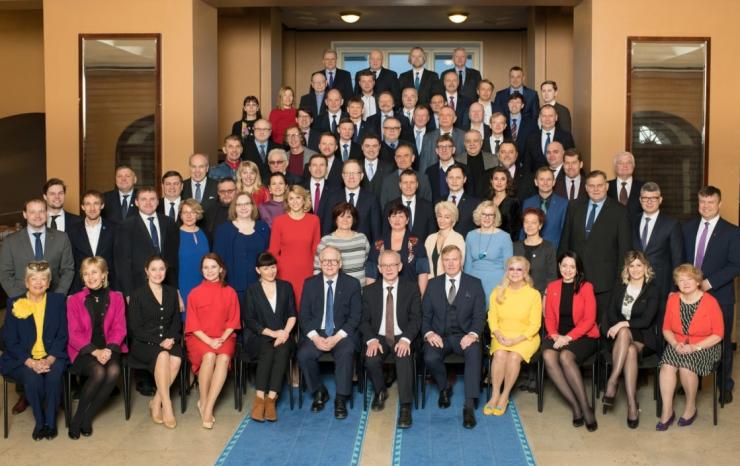 Riigikogu juhatus võttis kokku XIII koosseisu töö