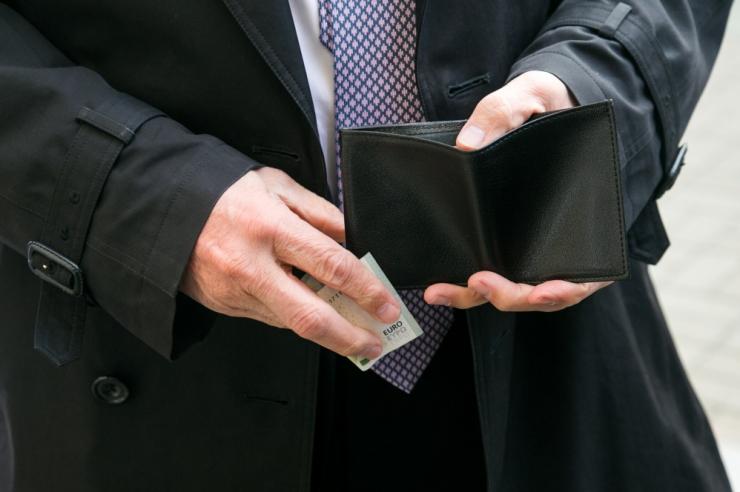 Eesti pangad küsivad euroala keskmisest kõrgemat intressi