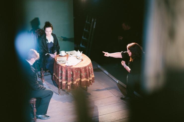 """Linnateatris jõuab lavale Diana Leesalu lavastus """"Vihmausside elust"""""""
