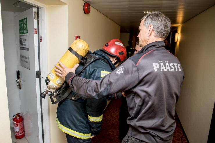Päästeamet: vingugaasi avastamisel peab kontrollima kõiki korterereid