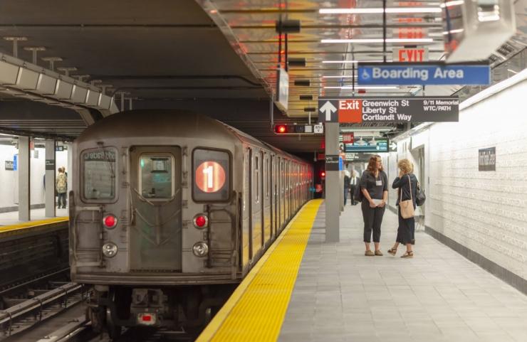New York rahastab metroo renoveerimist ummikumaksuga Manhattanil