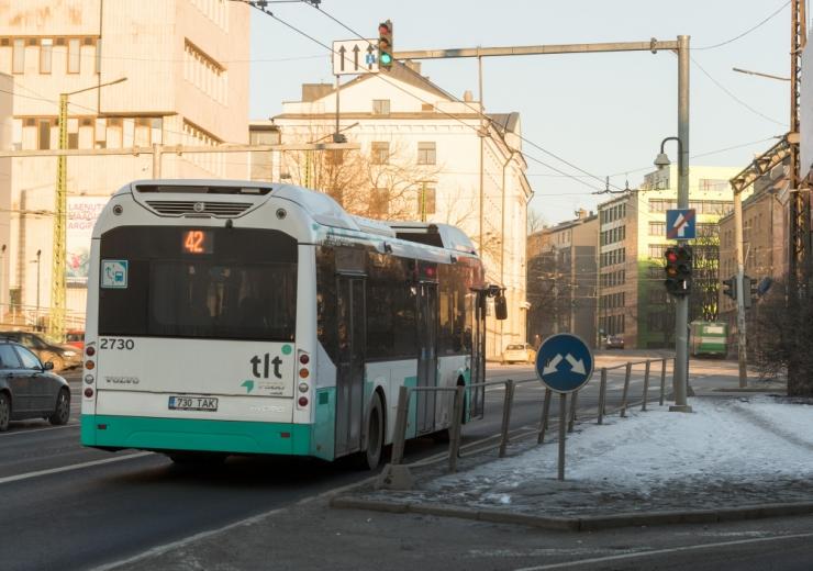 Homme lisandub Tallinna tänavatele veel seitse uut bussi