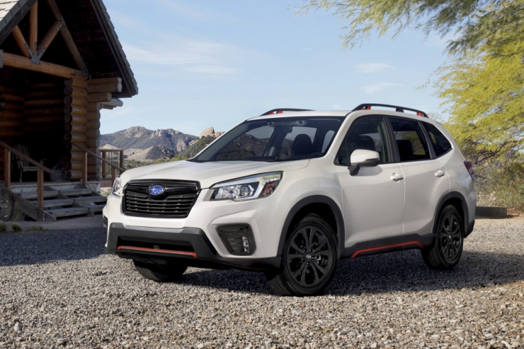 Subaru kutsub ilmselt tagasi ka Eesti omanike linnamaastureid