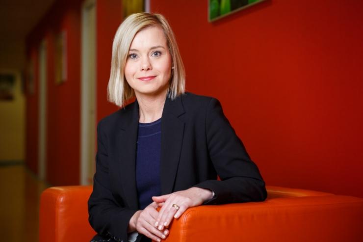 Katrin Bats: nõudlus ökotoodete järele on kasvanud oluliselt