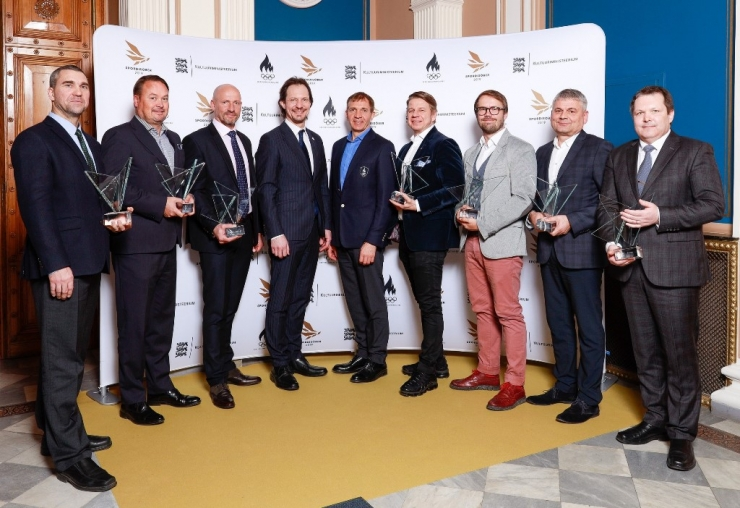 """Kultuuriministeerium ja EOK kuulutasid välja """"Spordisõber 2019"""" laureaadid"""