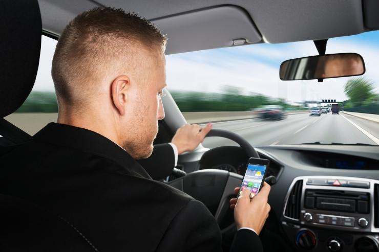 USA-s liiklusõnnetustes hukkunud jalakäijate arv oli 28 aasta kõrgeim
