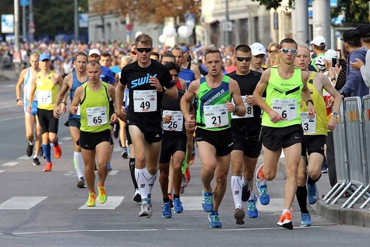 Tallinna 800. sünnipäeva tähistab saledusjooks ümber vanalinna