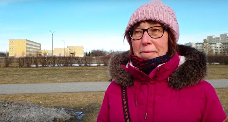 Valija Maire: soovin, et pensionid oleksid inimväärsemad