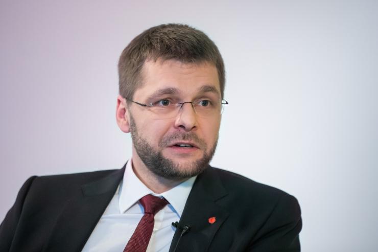Ossinovski: SDE valimistulemus oli alla ootuste