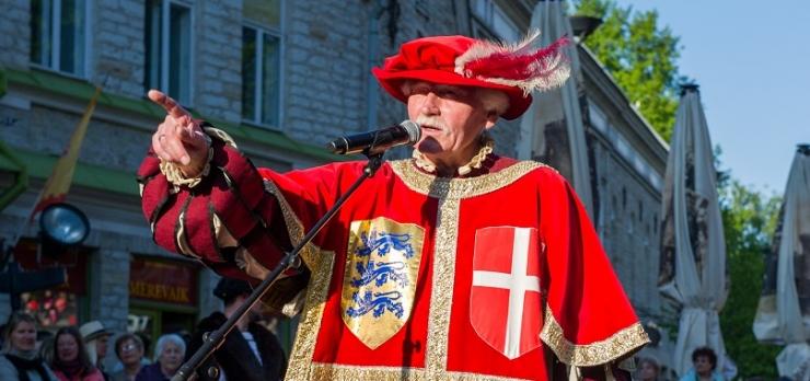 JÜRI KUUSKEMAA TALLINNA JUUBELIST: Olgem uhked, et kuulume siin elades juba 800 aastat eurooplaste hulka!