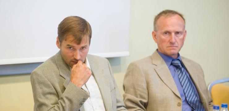 EOK võtab Mati Alaverilt ja Andrus Veerpalult ära treenerikutse