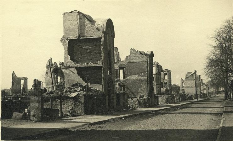 Tallinna pommitamisest möödub 75 aastat