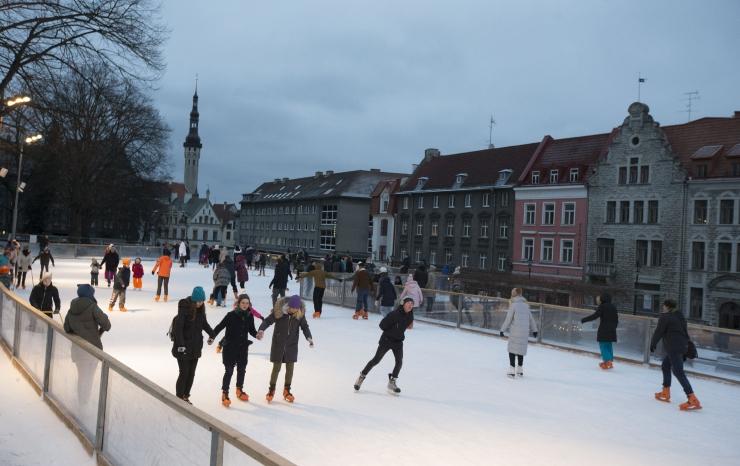 Liuväljad koguvad Tallinnas populaarsust