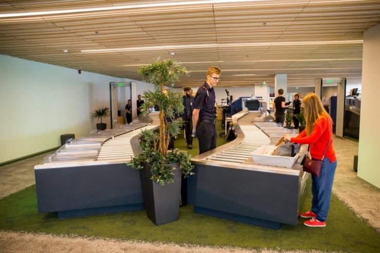 Reisijate hinnangul on Tallinna Lennujaam Euroopa parim
