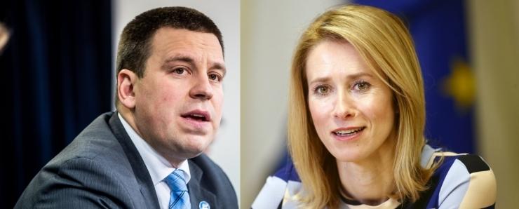 Politoloogid: Reform ja Kesk sobivad liberaalidena, väljakutset pakuvad maksuküsimused