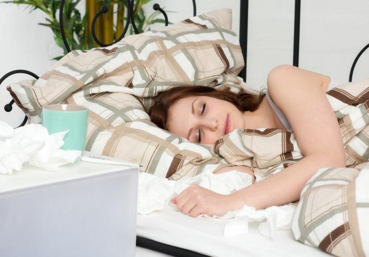 Ootamatu gripp võib tabada ka märtsis
