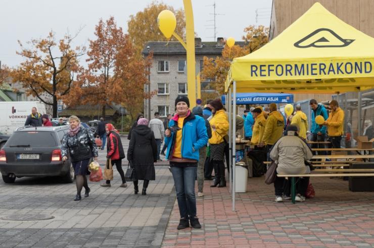 Martin Mölder: Reformierakond rääkis terve kampaania, et Keskerakond jätab Eesti keskpärasusse