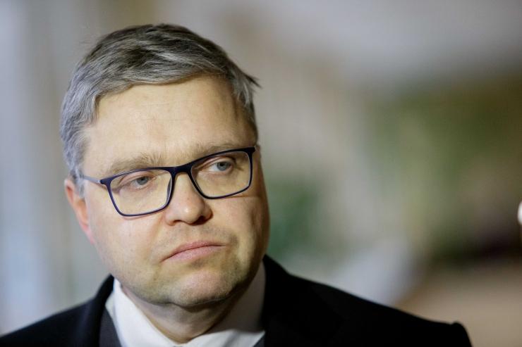Leedu keskpanga juht: oleks naiivne arvata, et Leedu pankades raha ei pestud