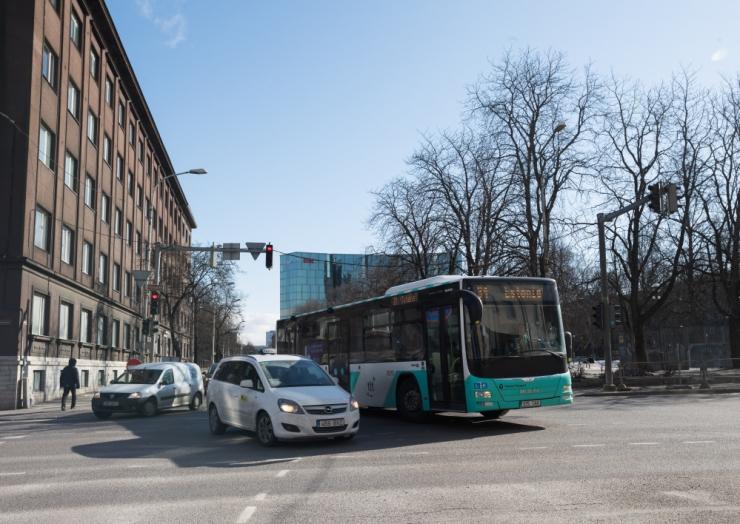 TLT palkab juurde veel kuni 33 bussijuhti