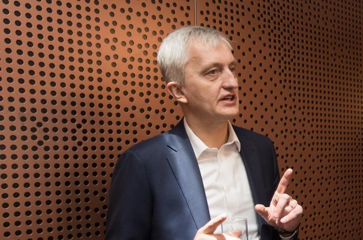 Indrek Neivelt: Eesti vajab uut oma panka