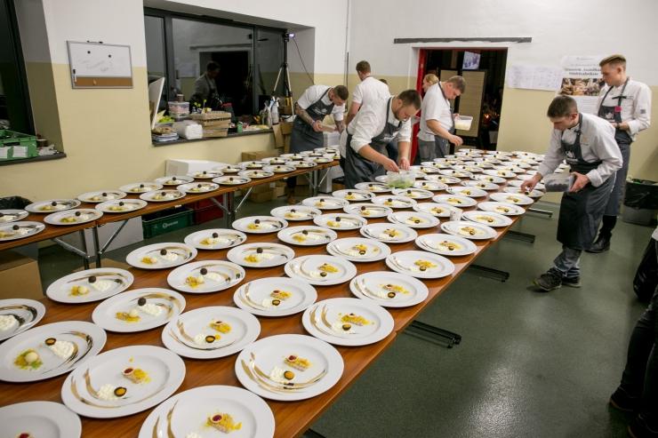 Suvepealinn pakub Pärnu restoranide nädalal üllatusi