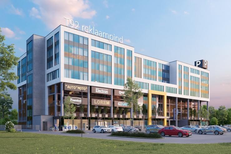 FOTOD: Fund Ehitus investeerib Mauruse Majja 15 miljonit eurot