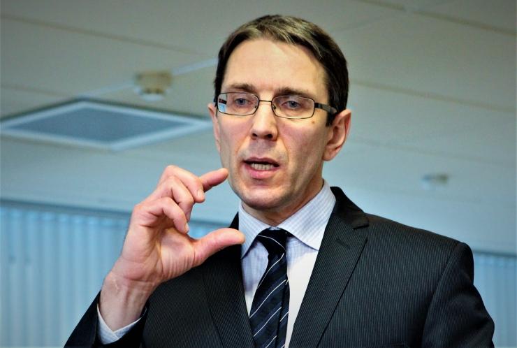 Mertsina: ekspordivõimalused võivad tänavu väheneda