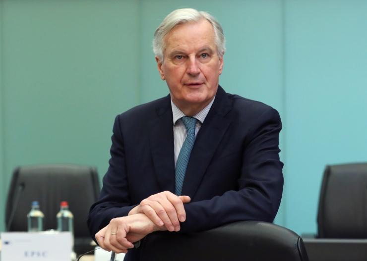 Läbirääkija: Briti valitsuse ja saadikute vahel käivad Brexiti kõnelused