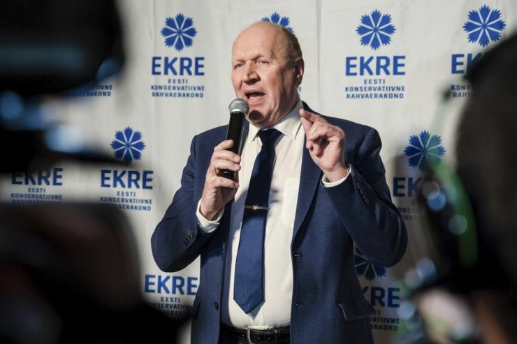 Mart Helme: alustame läbirääkimisi rasketest teemadest