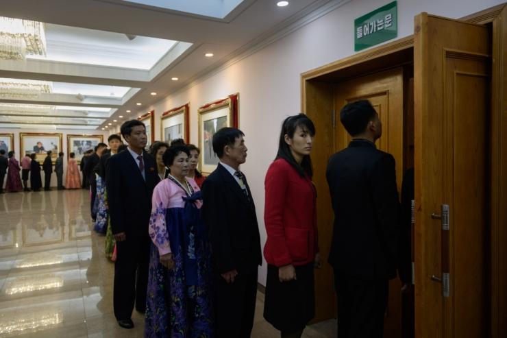 Põhja-Korea teatas nukuparlamendi valimiste osalusprotsendiks 99,99