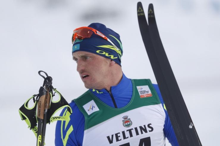 Minister: Kasahstani suusataja Poltoranin dopingut ei pruukinud