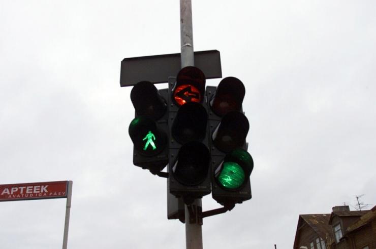 Roheline tänav muudetakse osaliselt ühesuunaliseks
