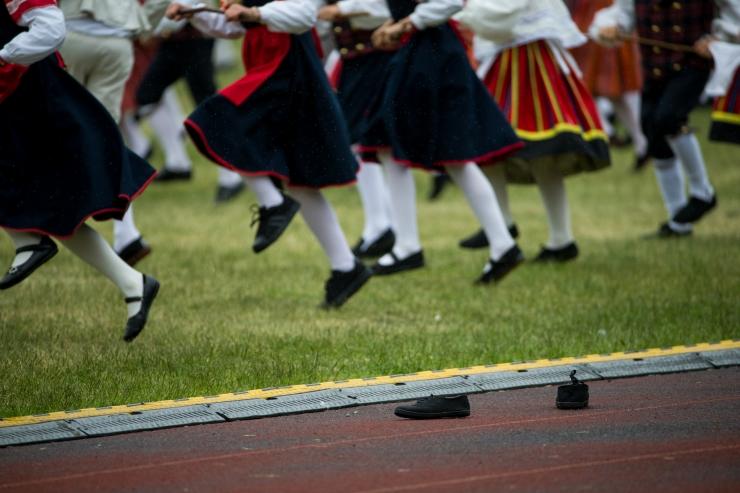 Kalevi staadionile viib tantsupeoks uus tee: töödega alustatakse homme