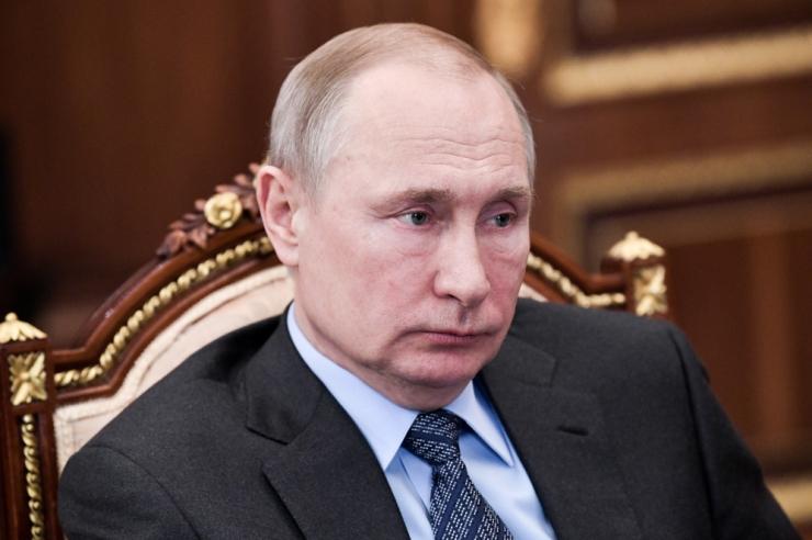 Europarlament: Venemaad ei saa enam strateegiliseks partneriks pidada