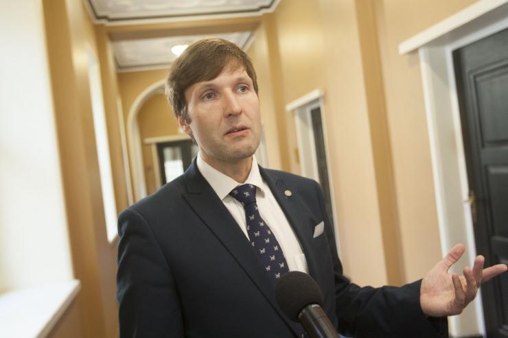 Tallinna valimiskomisjon tegi muudatusi Tallinna linnavolikogu koosseisus