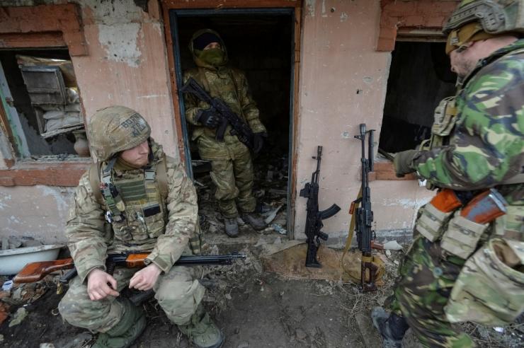 USA eelarvekava annaks Ukrainale 250 miljonit julgeolekuabi