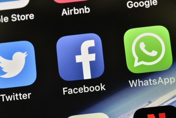 Facebooki ja sellega seotud võrgustike töö oli häiritud