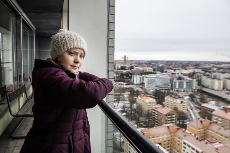 Norra parlament tahab Nobeli preemiat 16-aastasele Rootsi kliimaaktivistile