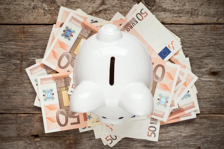Tallinna linnakassasse laekus kahe kuuga 126,1 miljonit eurot