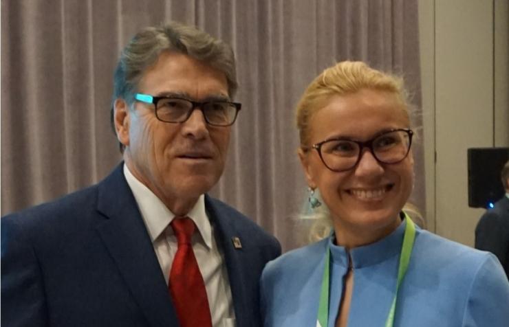Simson energeetikaministrite kohtumisel: Atlandi-ülene energiakoostöö peab kasvama