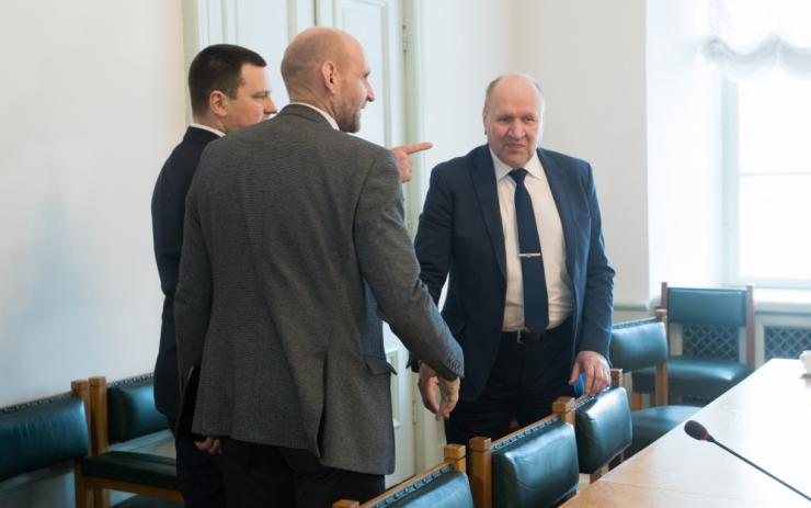 Postimees: Eestile koidab uduse jutu koalitsioonilepe