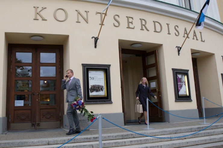 Estonia kontserdisaal läheb suvel remonti