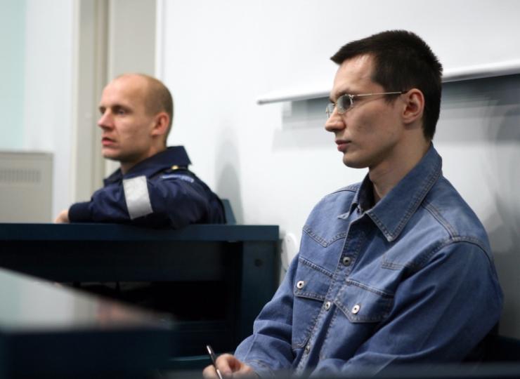 Ustimenko ja Lilitškin astuvad vangivalvuri mõrvakatse eest kohtu ette