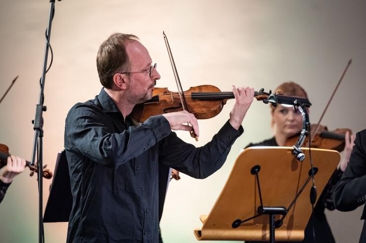 FOTOD: Tallinna Kammerorkester tähistas Euroopa varajase muusika päeva