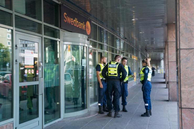 Swedbanki langemine annab võimaluse Eesti pangandusele