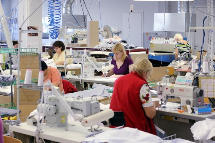 Ärikõrgkooli juht: Eesti rõivatööstuse päästaks oma Bolti loomine