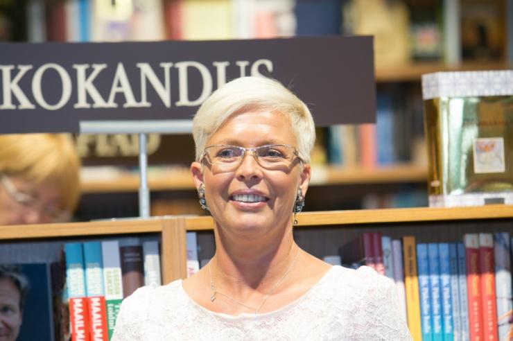 ERR: Evelin Ilves kandideerib Euroopa Parlamenti roheliste nimekirjas