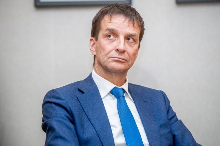 Hansson: rahapesu on üleilmne probleem